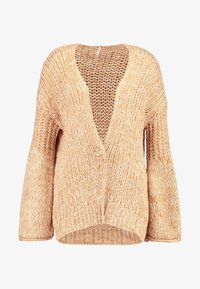Free People - HOME TOWN CARDI - Cardigan - neutral combo