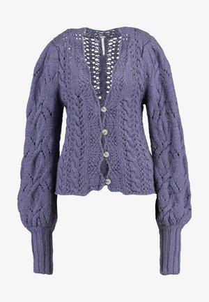 BALI DREAMER - Cardigan - lavender