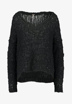 SUNDAY SHORE - Pullover - black