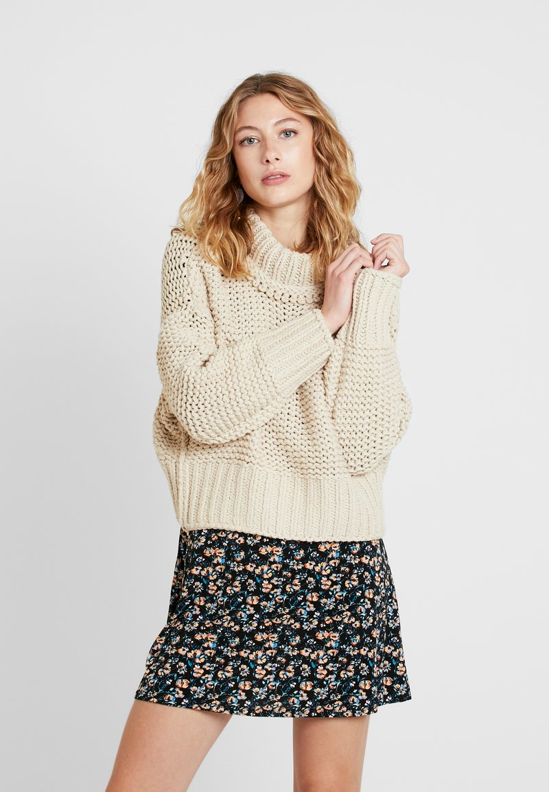 Free People - MY ONLY SUNSHINE - Svetr - neutral