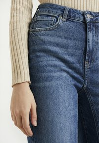 Free People - STRAIGHT SLOUCH - Džíny Relaxed Fit - indigo blue - 3