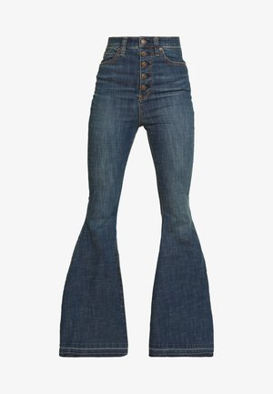 IRREPLACEABLE FLARE - Flared Jeans - blue