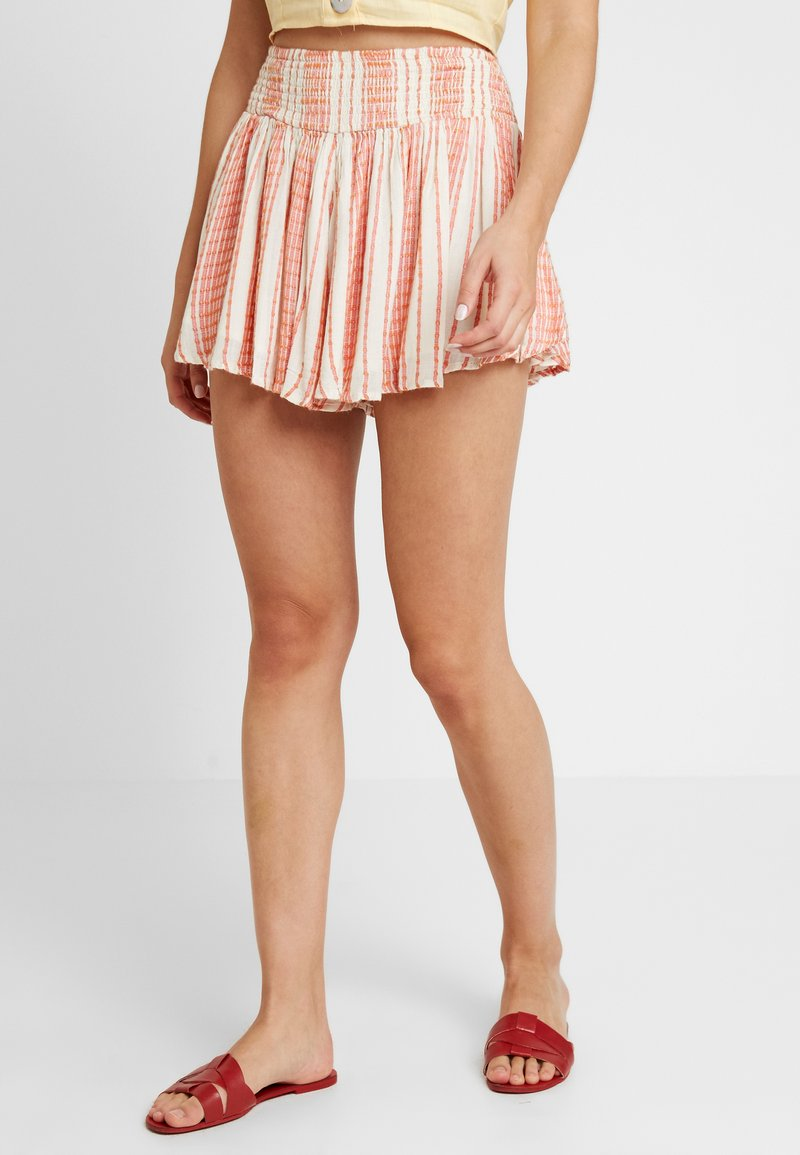Free People - SHE WILL BE LOVED - Shorts - beige