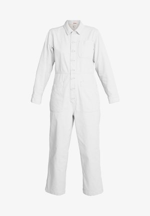 GIA COVERALL - Jumpsuit - ivory