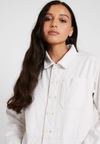 Free People - GIA COVERALL - Mono - ivory - 4