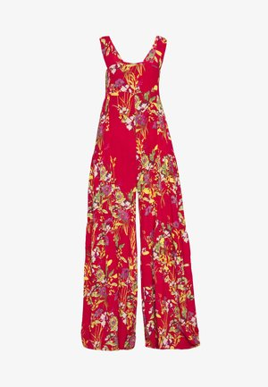 ALOHA ONE PIECE - Jumpsuit - red