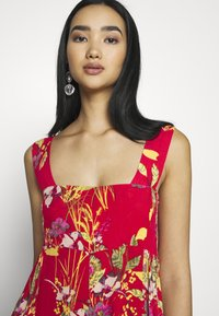 Free People - ALOHA ONE PIECE - Overal - red - 3
