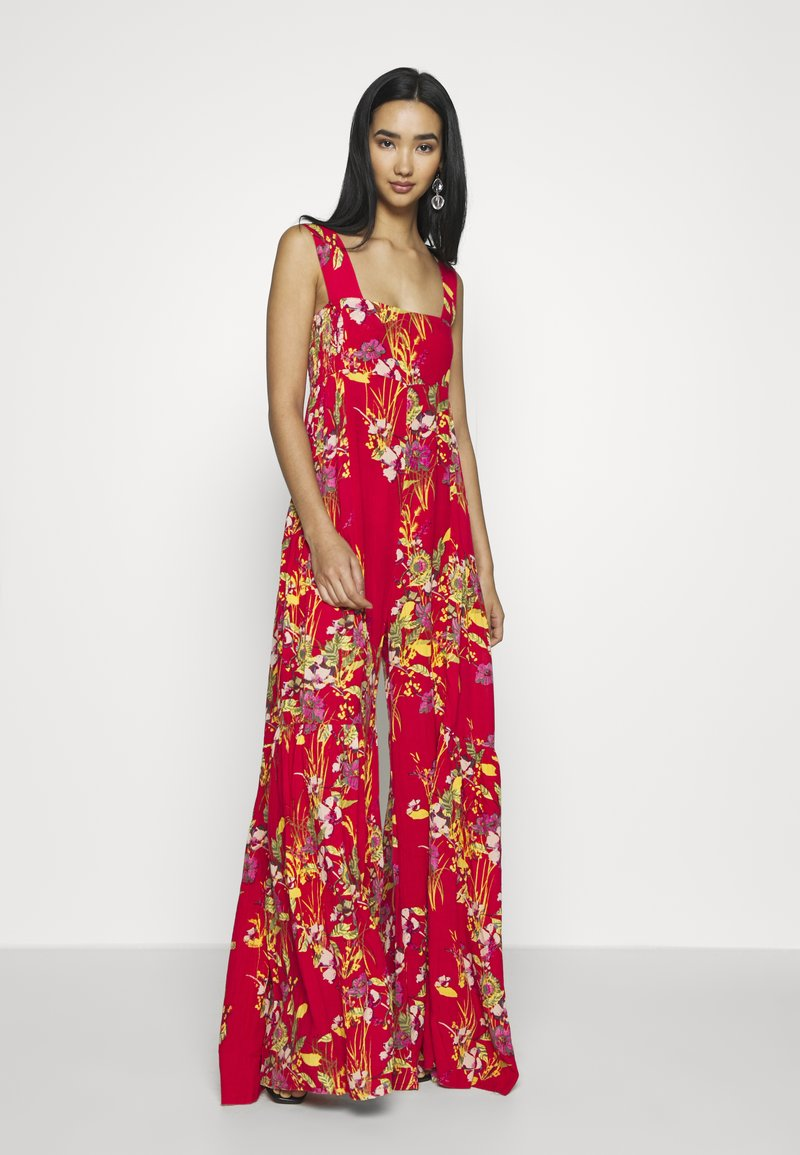 Free People - ALOHA ONE PIECE - Overal - red