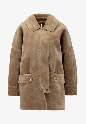LINDSAY COAT - Zimní bunda - neutral