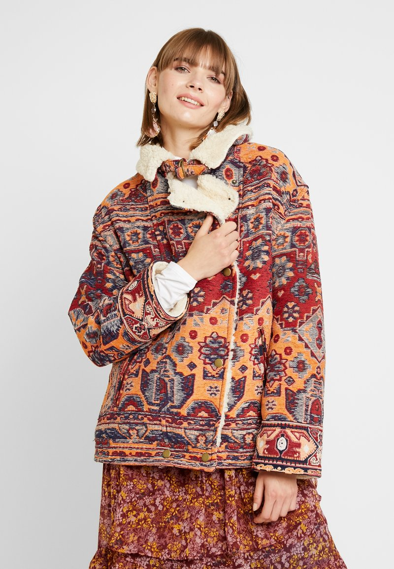 Free People - STAR VALLEY COAT - Lehká bunda - multi