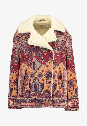 STAR VALLEY COAT - Lehká bunda - multi