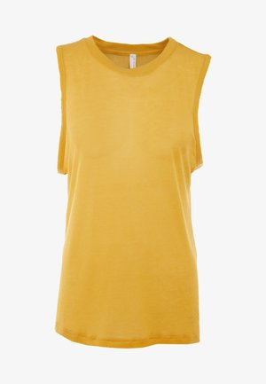 FP MOVEMENT OM TANK - Top - mustard