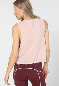 Free People - LOVE TANK - Topper - taupe - 2