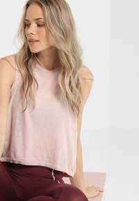 Free People - LOVE TANK - Topper - taupe - 0