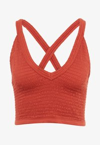 Free People - FP MOVEMENT BOXER CAMI - Toppi - red - 4