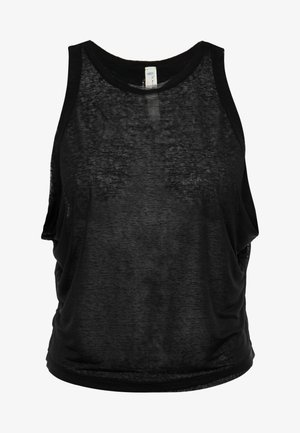 FP MOVEMENT LIFES A WAVE TANK - Débardeur - black