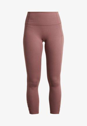 FP MOVEMENT YOURE A PEACH LEGGING - Leggings - chocolate