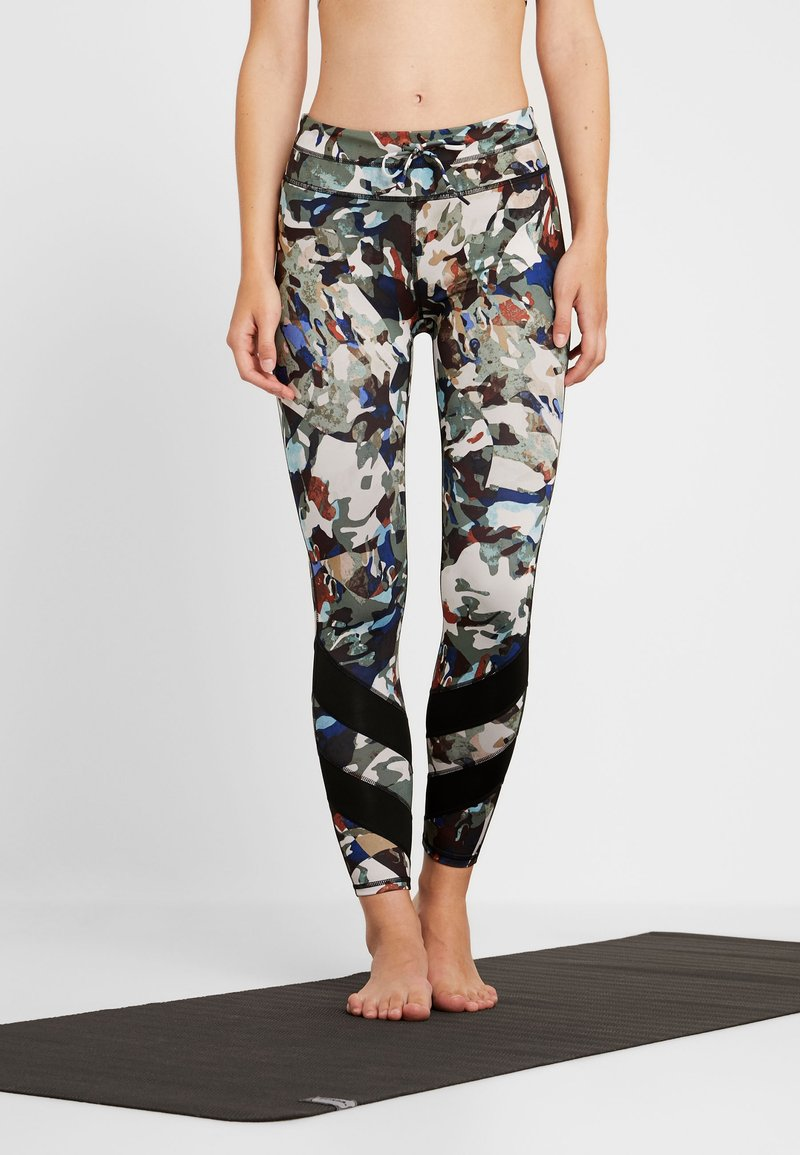 Free People - DAYBREAK GRAPHIC LEGGING - Leggings - multicolor