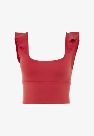 FP MOVEMENT BONDI CROP - Top - red