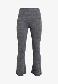 Free People - FP MOVEMENT OFF THE GRID LEGGING - Tygbyxor - graphite - 3