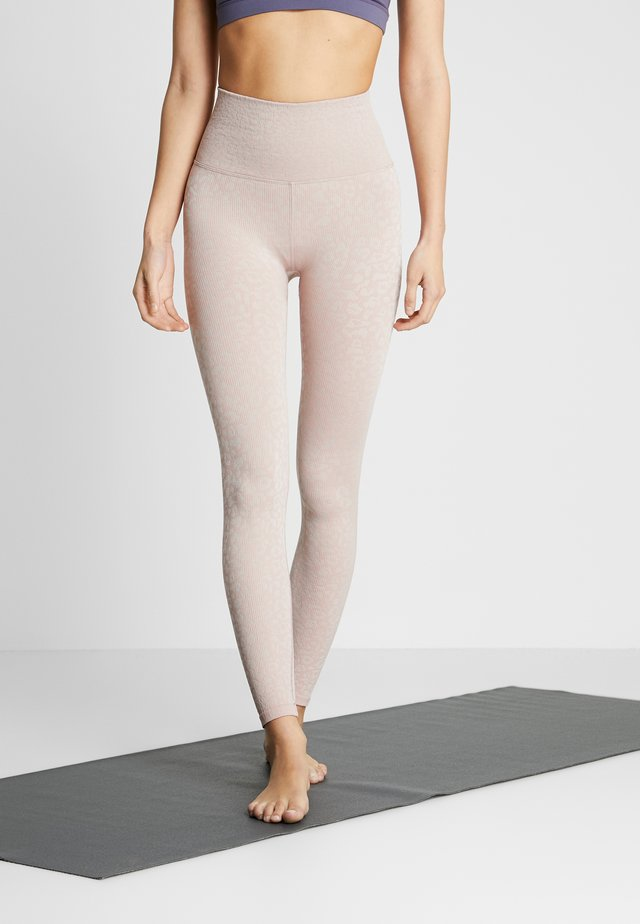 FP MOVEMENT GOOD KARMA - Leggings - pink combo