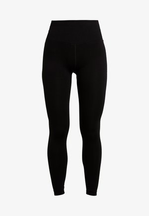 GOOD KARMA LEGGING - Tights - black
