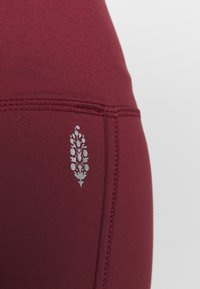 Free People - HIGH RISE INFINITY - Legging - wine - 3