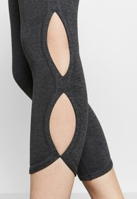 Free People - HIGH RISE INFINITY - Tights - graphite - 3