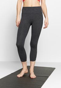 Free People - HIGH RISE INFINITY - Tights - graphite - 0
