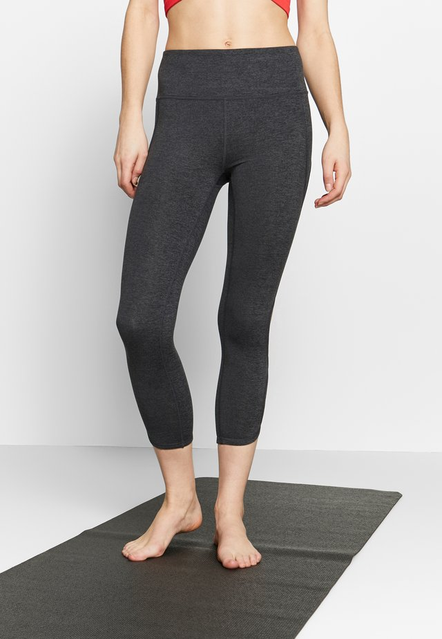 HIGH RISE INFINITY - Leggings - graphite