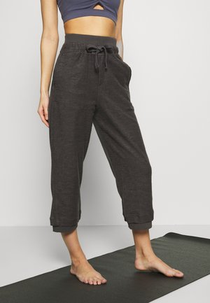 HEARTBEAT PANT - Joggebukse - dark grey