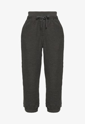 HEARTBEAT PANT - Tracksuit bottoms - dark grey