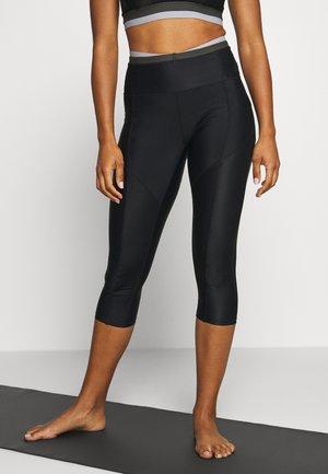 WHIITE WATER LEGGING - 3/4 sportovní kalhoty - black