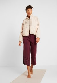 Free People - HIT THE SLOPES JACKET - Fleecejas - neutral - 1