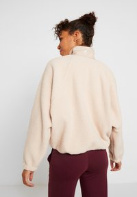 Free People - HIT THE SLOPES JACKET - Fleecejas - neutral - 2