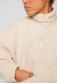 Free People - HIT THE SLOPES JACKET - Fleecejas - neutral - 4