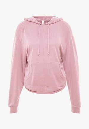 FP MOVEMENT BACK INTO IT HOODIE - Mikina s kapucí - pink