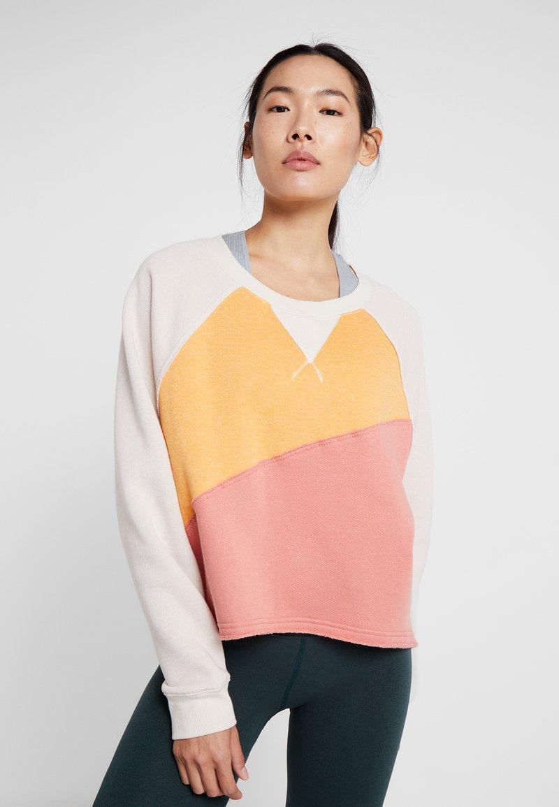 Free People - KINDLE UP  - Sweatshirts - orange combo