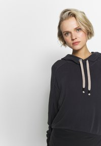 Free People - READY GO HOODIE - Hoodie - black