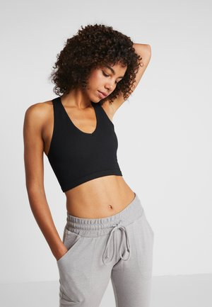 FREE THROW CROP - Sport BH - black
