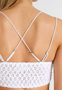 Free People - ADELLA BRALETTE - Top - white - 3