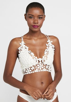 MISS DAZIE BRALETTE - Top - white