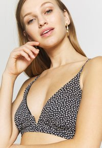 Free People - CASSIE SOFT BRA - Triangle bra - black combo - 3
