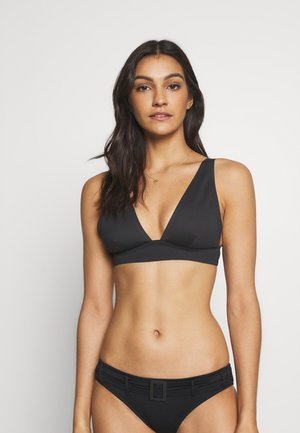 ERIN BRALETTE - Bikini top - black
