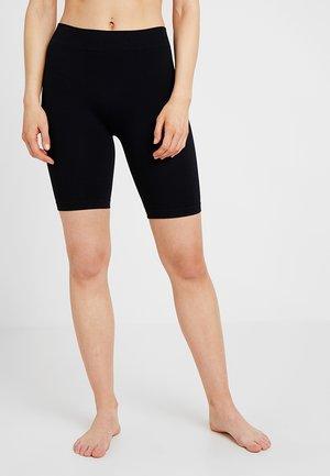 SHORT - Pyjamasbukse - black