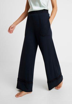 MADDIE SLEEP PANT - Nattøj bukser - black
