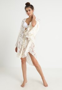 Free People - MOVE OVER - Szlafrok - ivory - 1