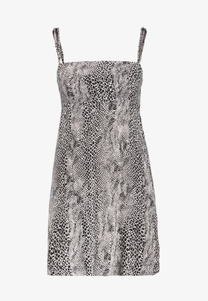 WILD CHILD PRINTED MINI - Nightie - black