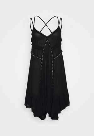 SWAY WITH ME TRAPEZE - Camisón - black