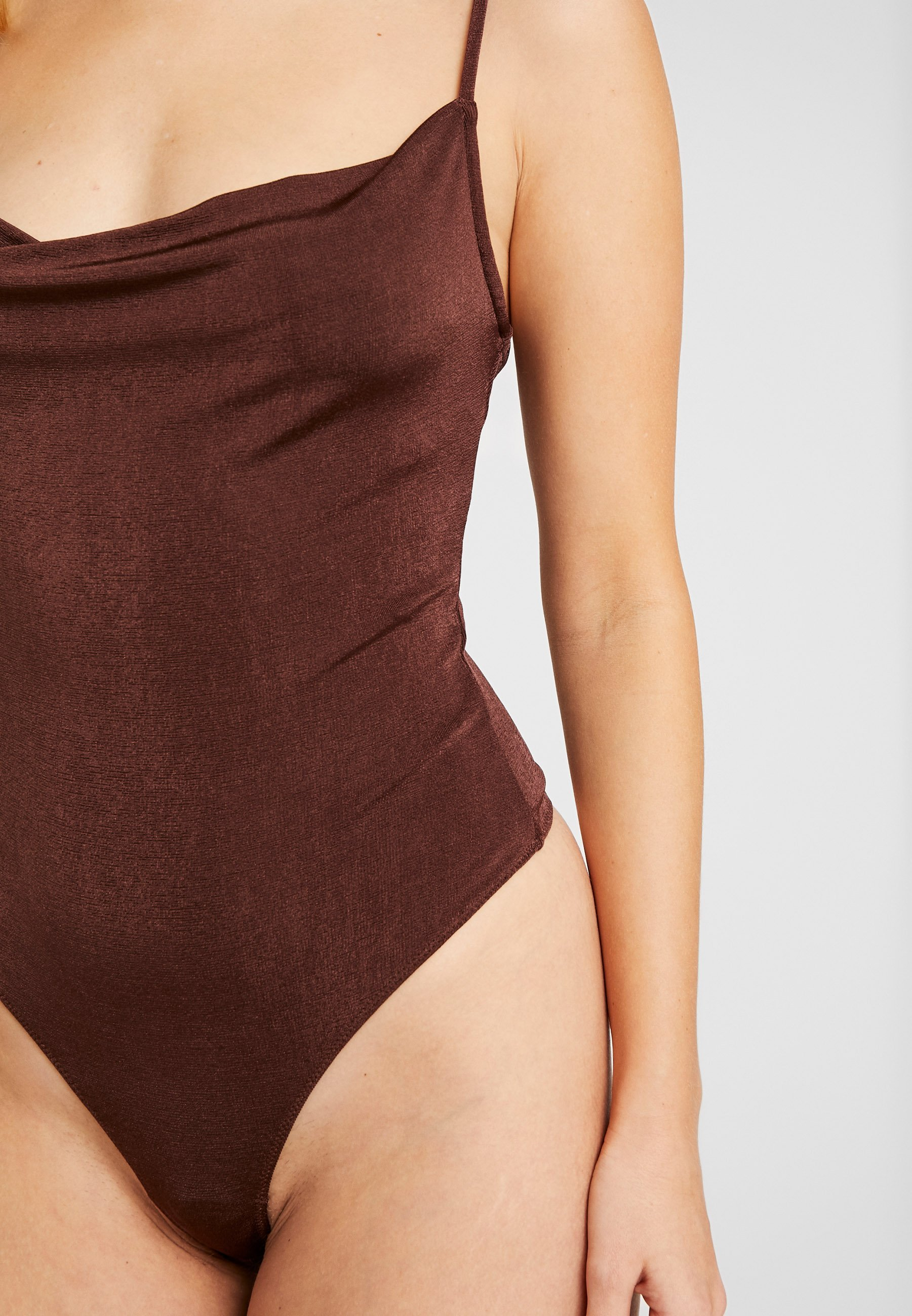 Free People Cowls In The Club - Body Brown Black Friday